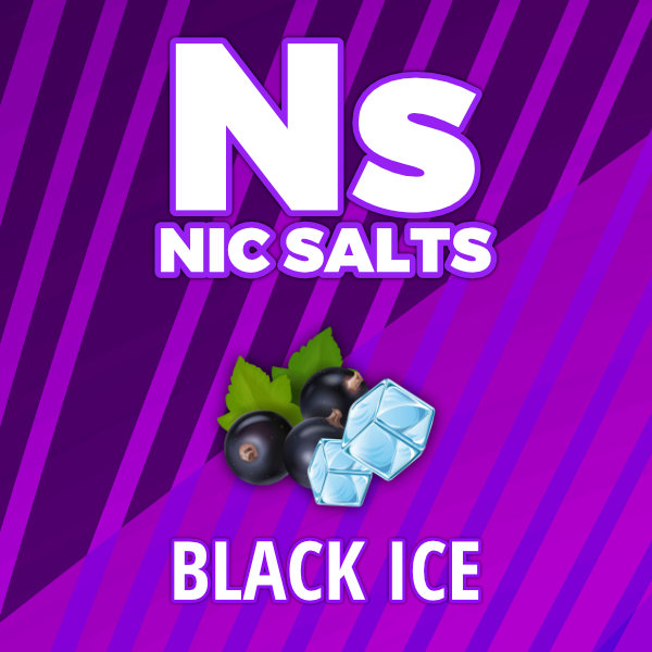 DAISY DUKES Black Ice 20-20 nic salt 20mg
