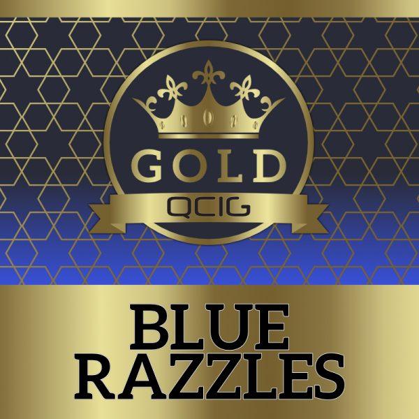 BLUE RAZZLES
