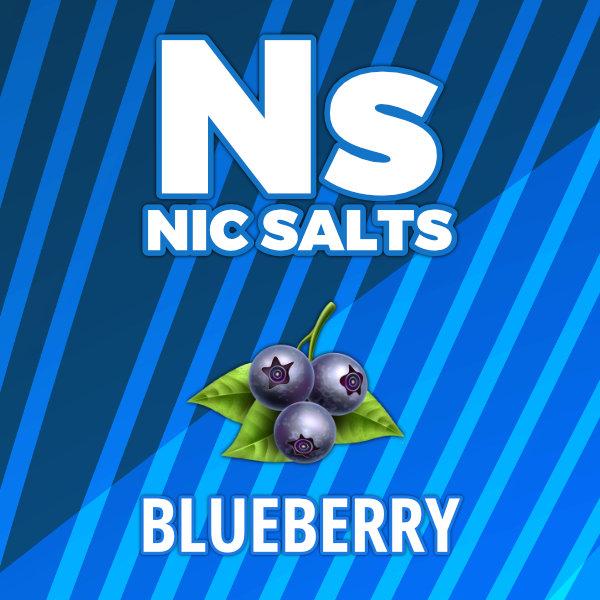 DAISY DUKES Blueberry Burst 20-20 nic salt 20mg