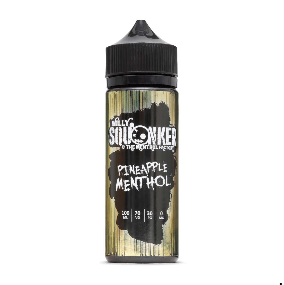 WILLY SQUONKER PINEAPPLE MENTHOL