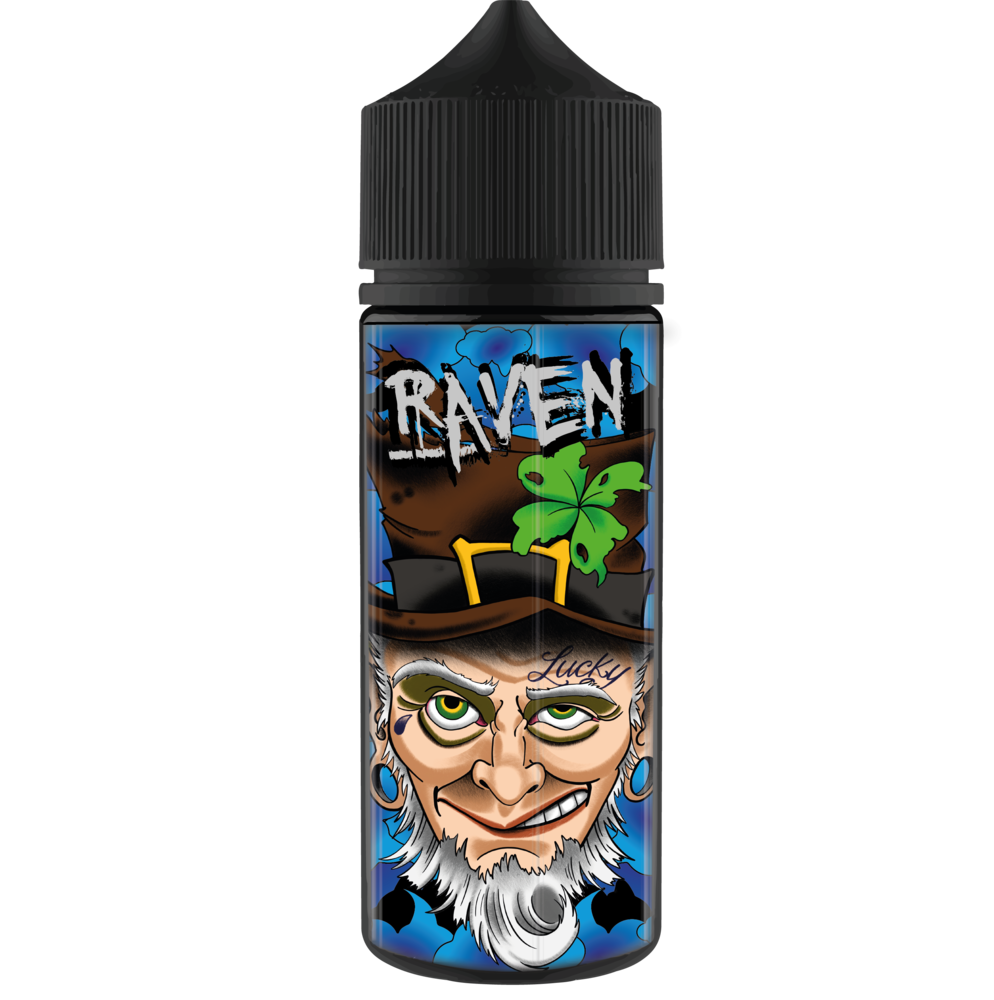 LUCKY THIRTEEN RAVEN 100ML