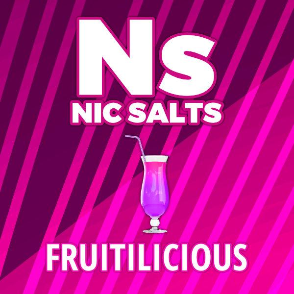 DAISY DUKES FRUITILICIO 2020 12MG NIC SALT