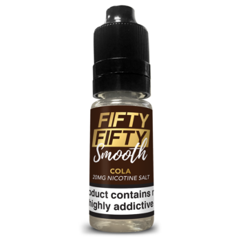 FIFTY FIFTY Cola 20mg Nic Salt
