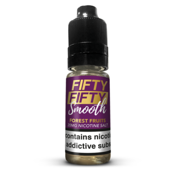 FIFTY FIFTY SMOOTH FOREST FRUITS 20mg Nic salt