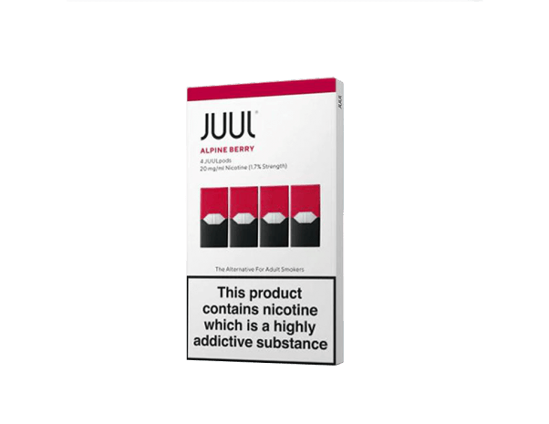 JUUL POD ALPINE BERRY